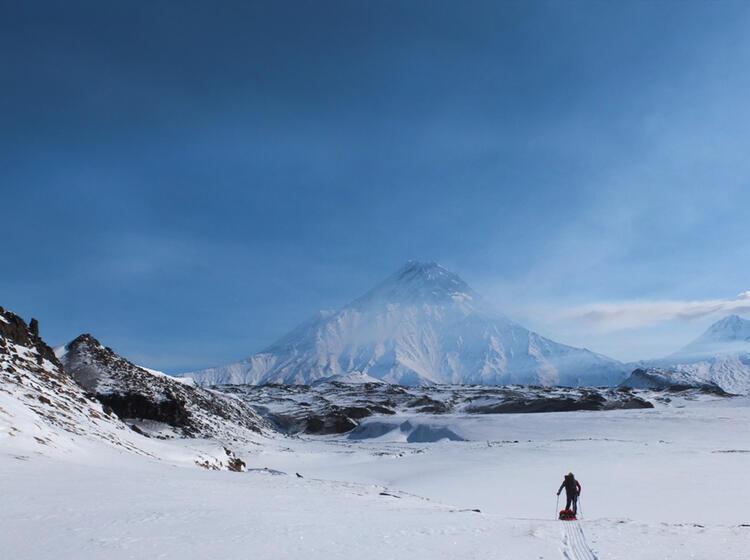 Kamtschatka Ski Philipp Moser