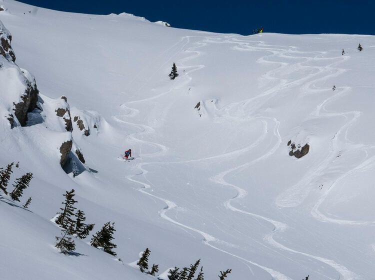 Kanada Skitouren Mit Bergfuehrer In Revelstoke Und Banff