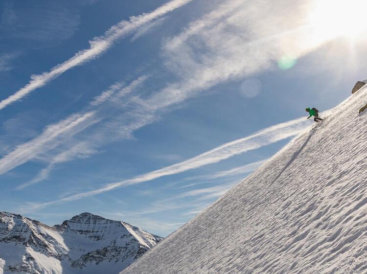 Kapraten Skitouren In Rumaenien