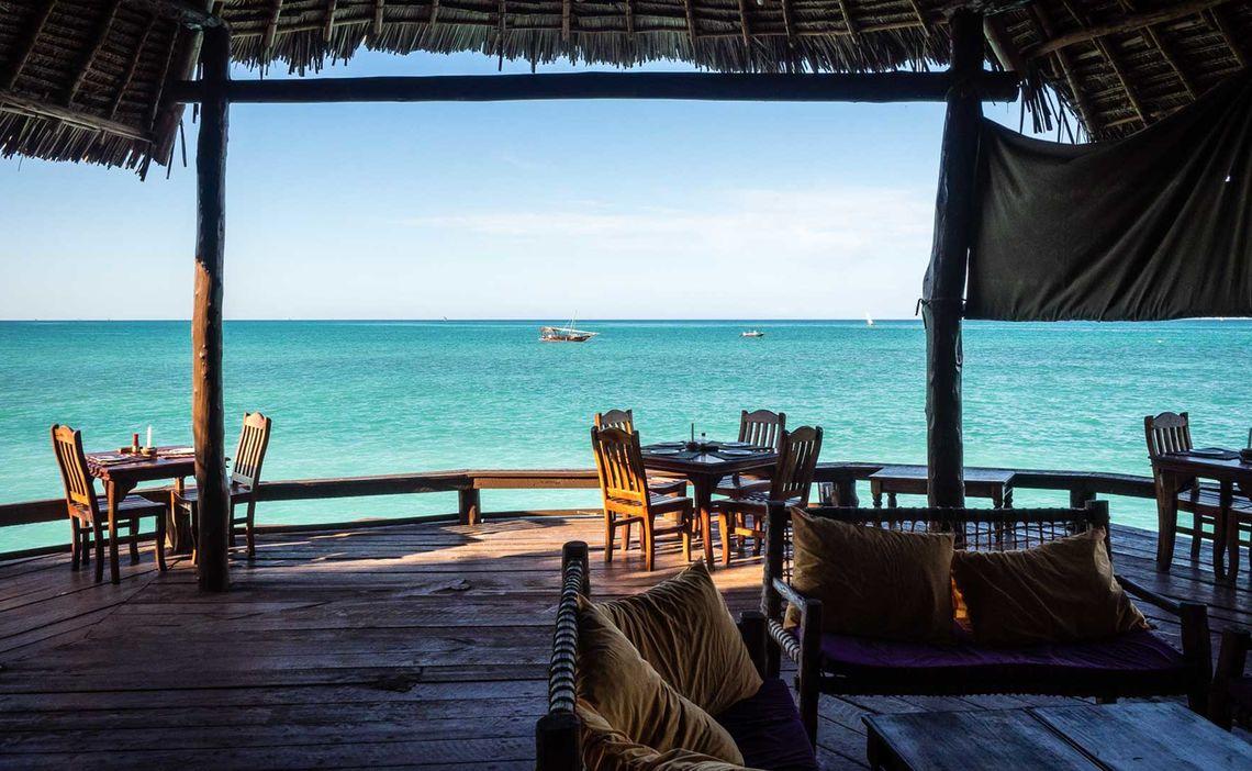 Karibik Flair Auf Zanzibar Nach Der Reise Zum Kilmandjaro