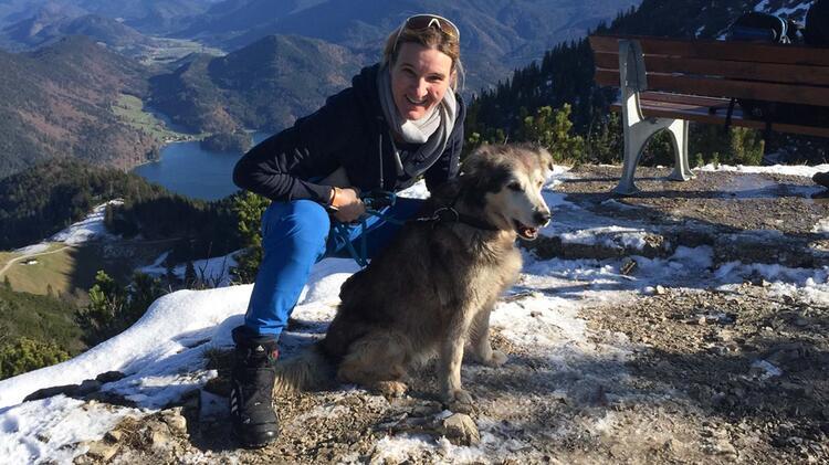 Karin Bigel Bergwanderfu Hrerin 9