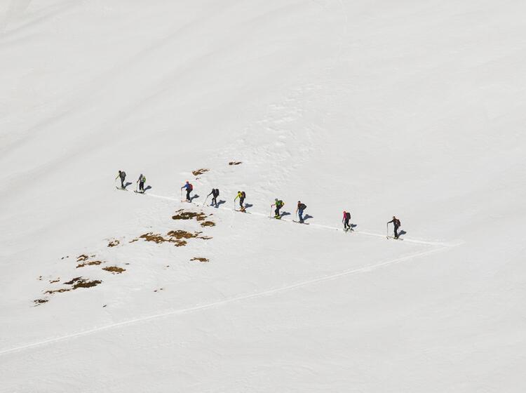 Karpaten Skitourenwoche Mit Bergfuehrer In Rumaenien