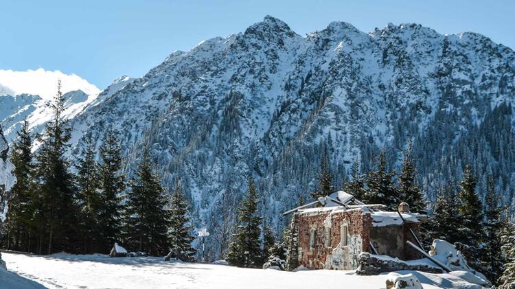 Karpaten Skitourenwoche Mit Bergfuehrer
