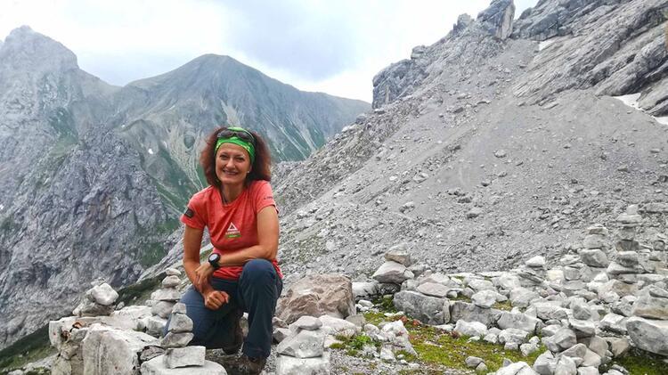 Katja Do Rig Bergwanderfu Hrerin Berchtesgaden