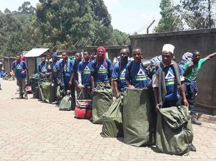 Kilimandscharo Besteigung 24