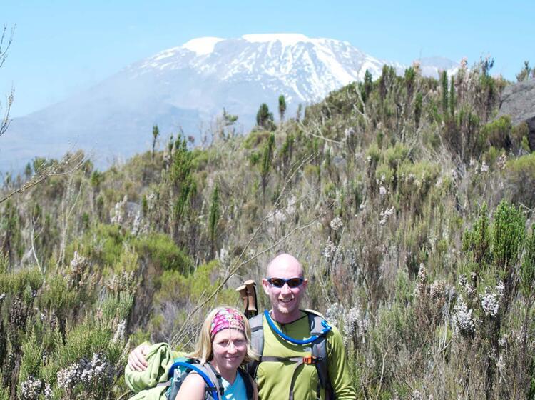 Kilimandscharo Besteigung Lemosho 4