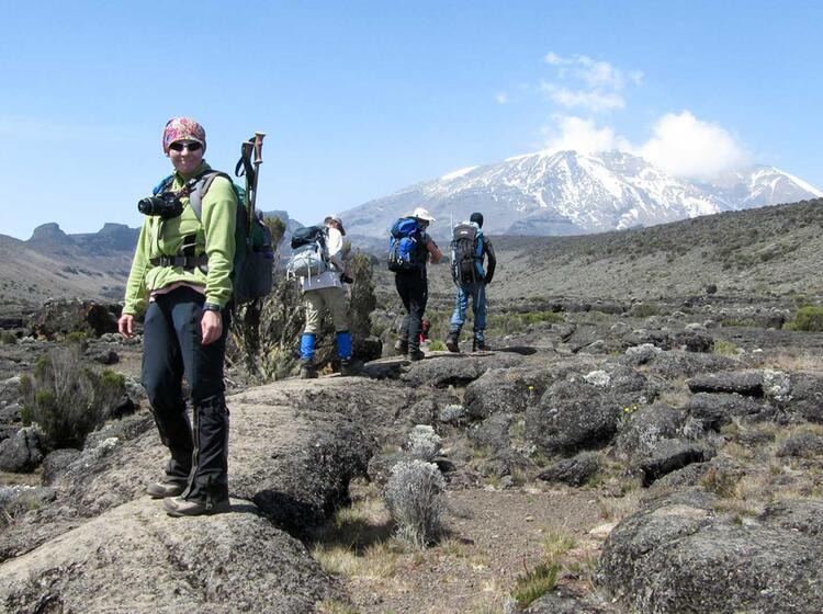Kilimandscharo Besteigung Lemosho 9