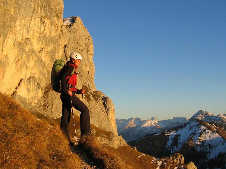 Kletter Kurs Alpin Im Tannheimer Tal
