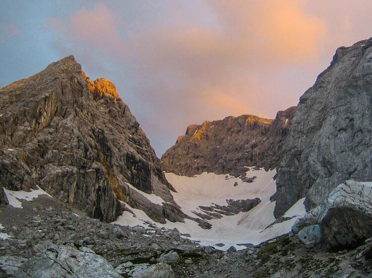 Kletterkurs Fuer Einsteiger