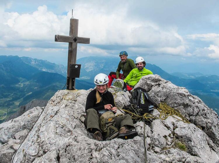Kletterkurs In Kleinen Gruppen