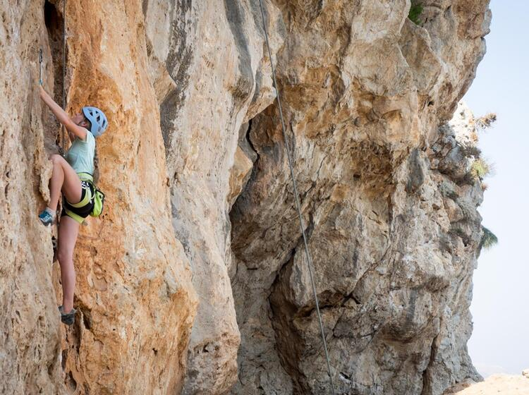 Kletterkurs Kalymnos