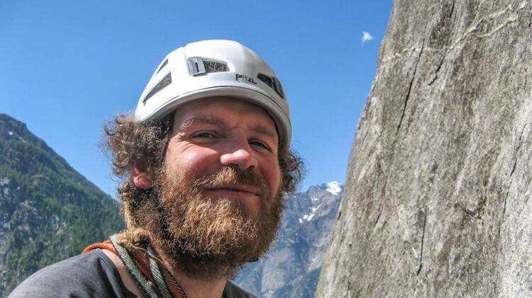 Kletterkurs Mit Bergfuehrer Christoph Spiegel
