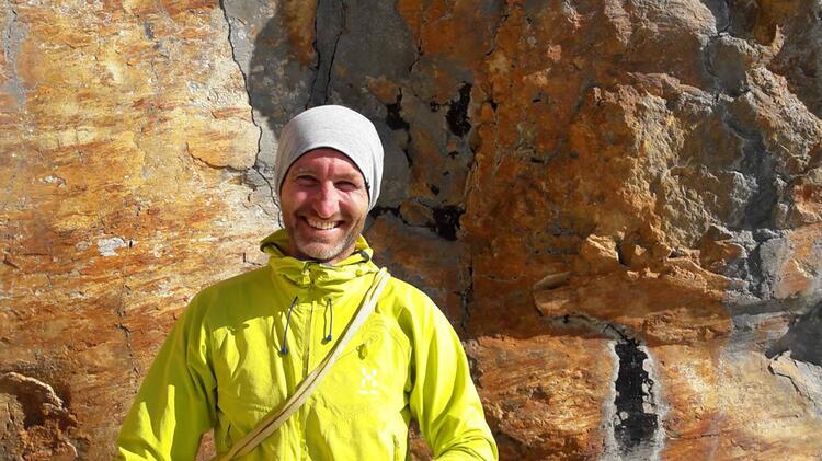 Kletterkurs Mit Bergfuehrer Joachim Hueber