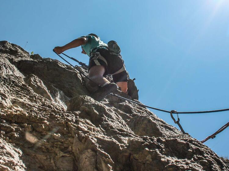 Kletterkurs Mit Bergfuehrer