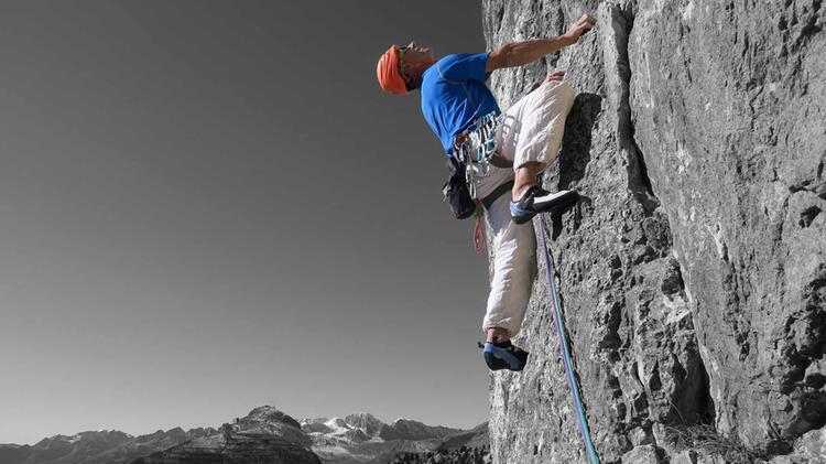 Kletterkurs Mit Walter Hoelzler Bergfuehrer
