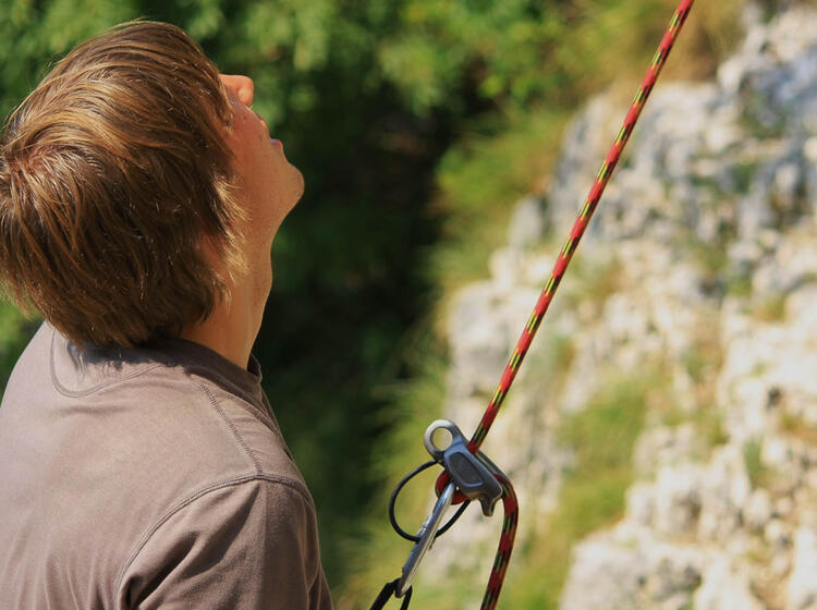 Kletterkurs Sicherungstechnik