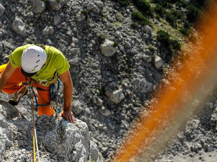 Kletterkurs Tannheimer Tal Mit Bergfuehrer
