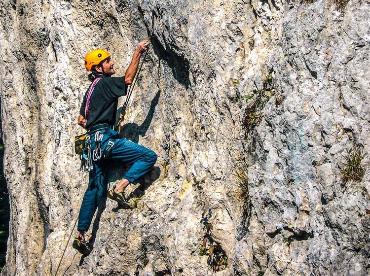 Kletterkurs Ulm Im Blautal