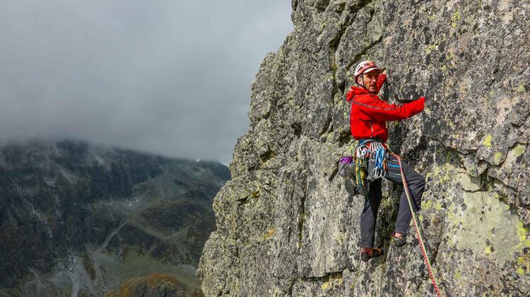 Kletterkurs Und Fuehrung Mit Bergfuehrer Peter Hevesi