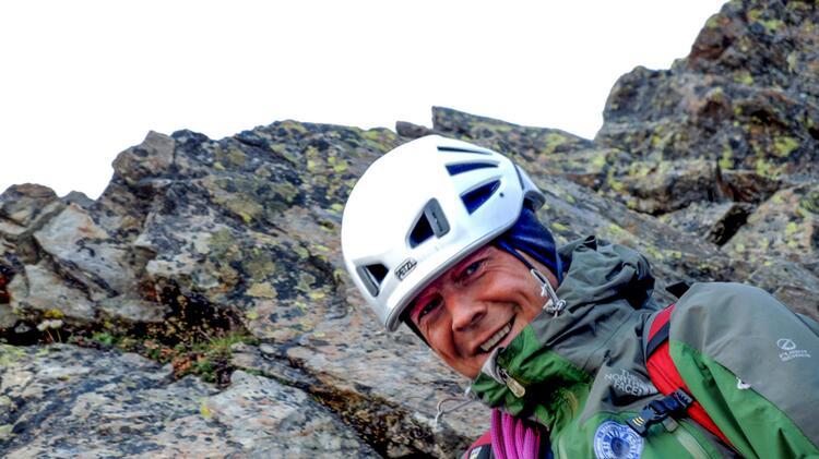 Kletterkurs Und Hochtourenkurs Mit Bergfuehrer Walter Voelkel