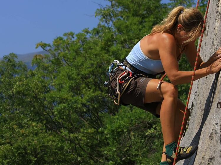 Kletterkurse In Muenchen Und Am Gardasee