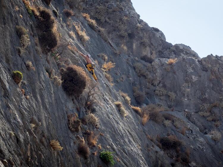 Kletterkurse Kalymnos