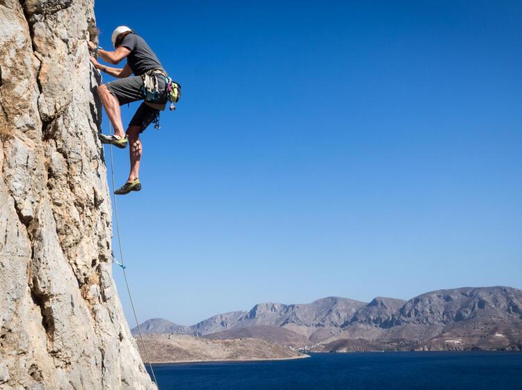 Klettern Auf Kalymnos 45