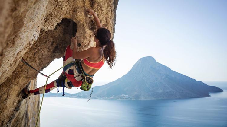 Klettern Auf Kalymnos 6