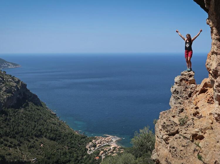 Klettern Auf Mallorca Kletterreise