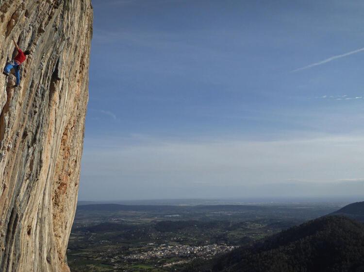 Klettern In Alaro Kletterreisen Mallorca