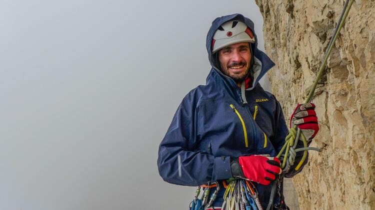 Klettern In Den Dolomiten Mit Bergfuehrer 1