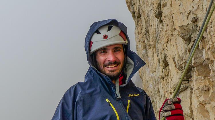 Klettern In Den Dolomiten Mit Bergfuehrer Christoph Pirchmoser