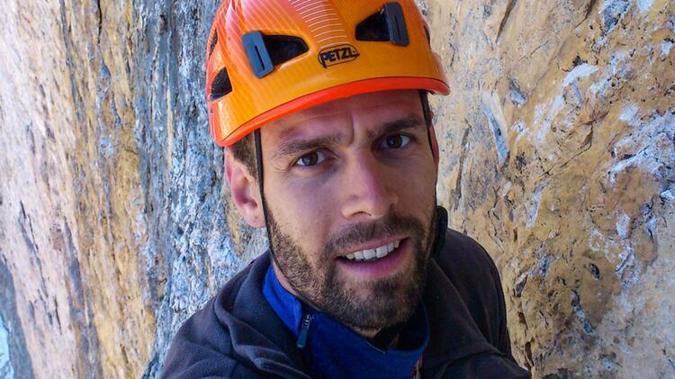 Klettern In Den Dolomiten Mit Bergfuehrer Felix