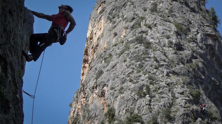 Klettern In Sa Gubia Mallorca
