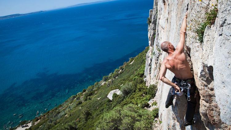 Klettern Kalymnos