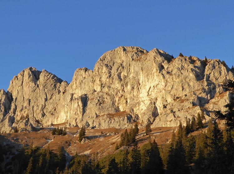 Klettern Lernen Am Gimpelhaus Im Tannheimer Tal