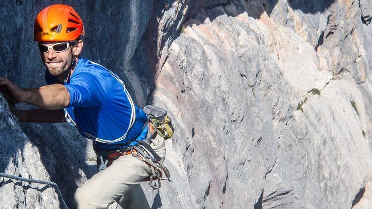 Klettern Lernen Mit Bergfuehrer Felix Erlacher