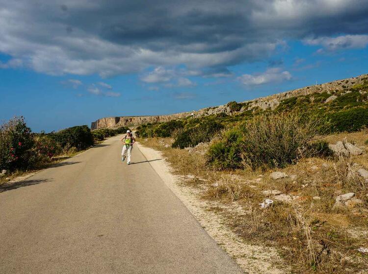 Kletterreise Nach Sizilien