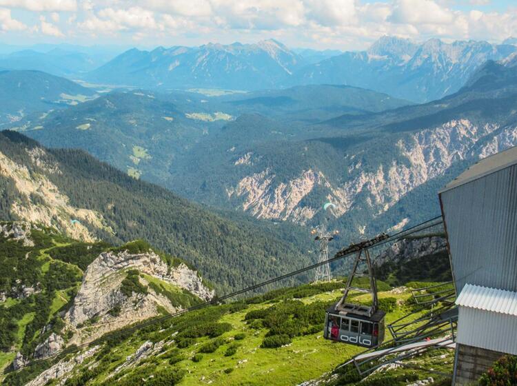 Klettersteg Kurse An Der Alpspitze