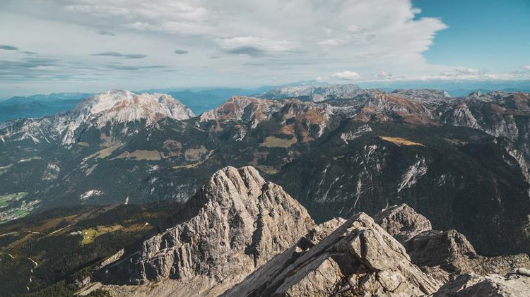 Klettersteig Am Watzmann