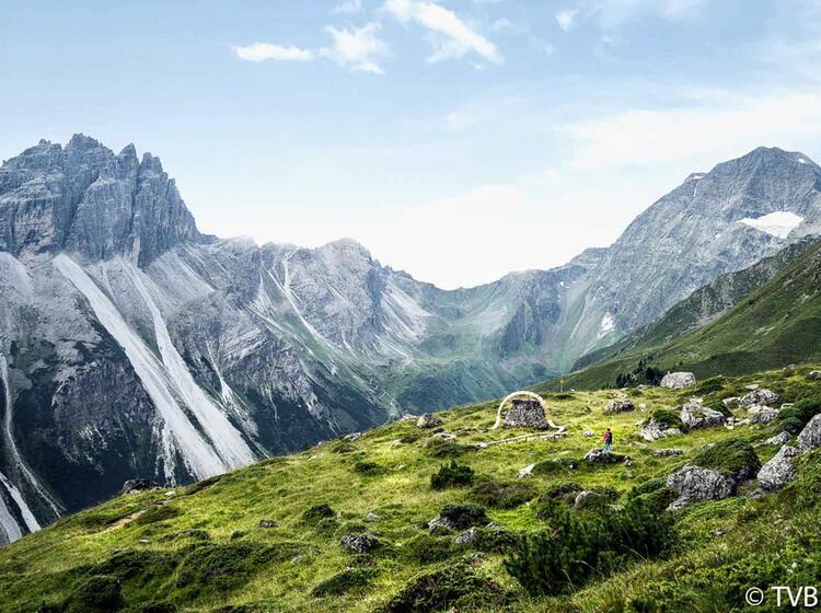 Klettersteig Kurs Am Elfer Im Stubai Tal