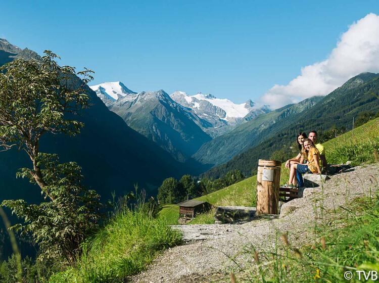 Klettersteig Kurs Und Wandern Im Stubaital