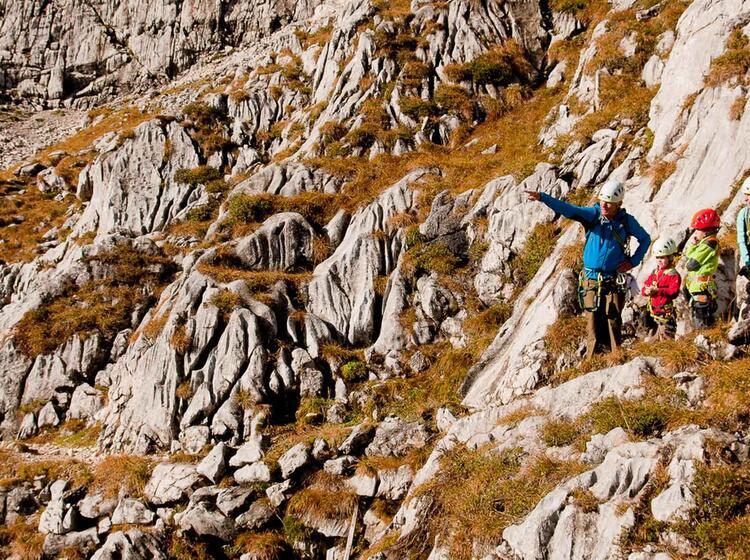Klettersteig Mit Kinder Kurs