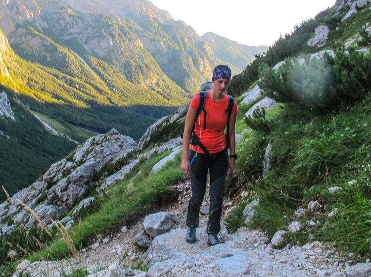 Klettersteig Und Wanderwoche Am Triglav