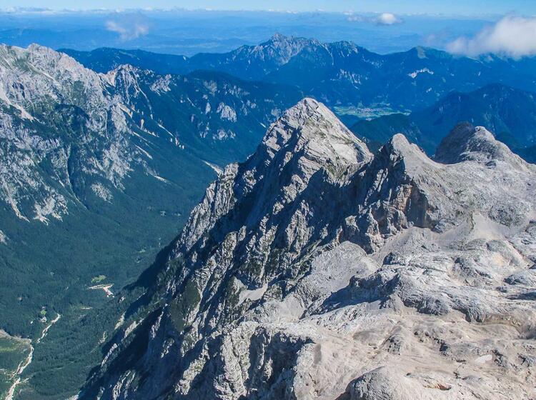 Klettersteige Am Triglav