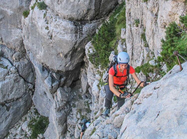Klettersteige In Slowenien