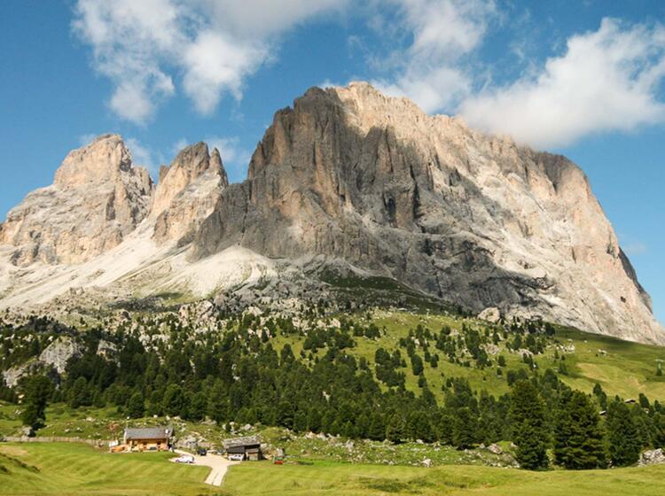 Klettersteige Und Klettern Sellajoch