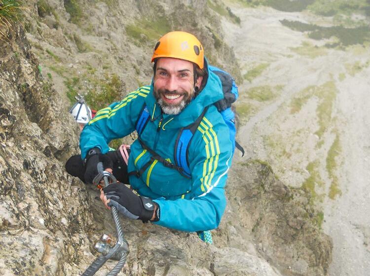 Klettersteigkurs Im Allgaeu