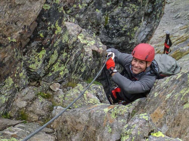 Klettersteigkurs In Der Silvretta