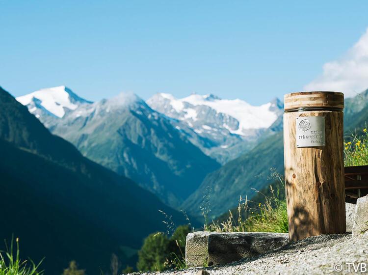 Klettersteigkurs Mit Gletscherblick Im Stubai Tal